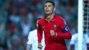 Роналду обновил свой рекорд по числу хет-триков за сборную Португалии