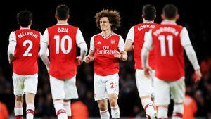 «Арсенал» продолжает опускаться надно. Неспасает даже уход Эмери