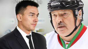 К громкому убийству в Минске может быть причастен глава белорусского хоккея Басков. Он тренирует команду Лукашенко