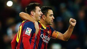 Месси установил рекорд «Барселоны», обойдя Хави поколичеству сыгранных эль-класико