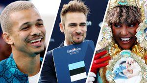 Спортсмены на Евровидении-2021: футболистка из Сан-Марино, теннисист, чемпион Европы по джиу-джитсу, хоккеисты