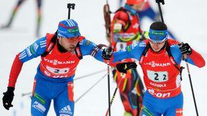 Биатлонист Устюгов больше не олимпийский чемпион-2010, а у Шипулина теперь нет олимпийских медалей. Суд проигран
