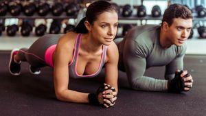 Как правильно делать планку для похудения. Это одно из самых трудных, но эффективных упражнений