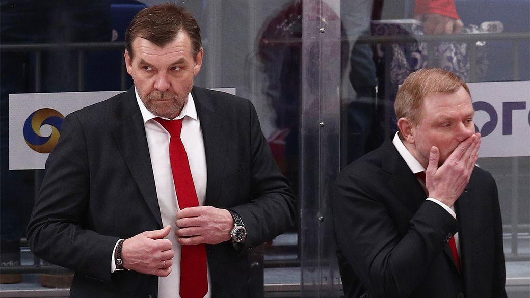 Жамнов: В тренерском штабе сборной России Знарка точно не будет. Как консультант он нам поможет