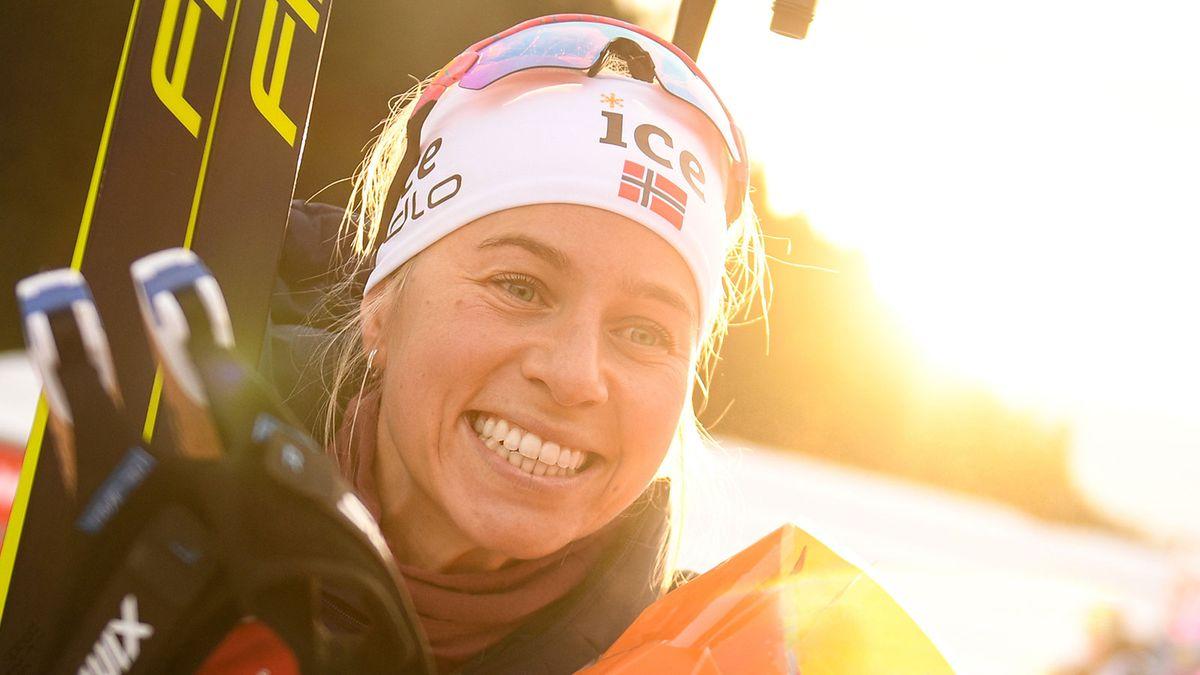 «Я не могу дышать». Олимпийская чемпионка Экхофф пожаловалась на здоровье в ходе контрольных гонок