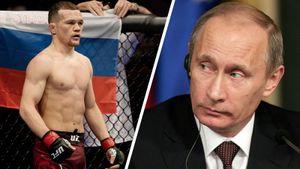 «Надеюсь, Путин бросит тренера Яна в яму со змеями». Американцы хейтят русского чемпиона за удар коленом