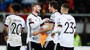 Германия разгромила Северную Македонию и первой квалифицировалась на чемпионат мира— 2022
