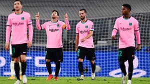 После ухода Бартомеу «Барселоне» сразу стало лучше. «Юве» без Криша не засчитали три гола, а Месси сделал 1+1