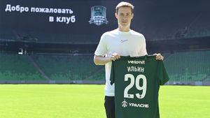 Ильин будет получать в «Краснодаре» €70 тысяч в месяц