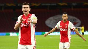 3 игрока «Аякса» попали в команду недели Лиги Европы