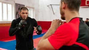 «Думаешь: «Как бы тренировка не стала последней». Как Штырков ездил в Дагестан готовиться к бою с Исмаиловым