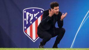 Симеоне: «Позади «Атлетико» два монстра, которые хотят быть там, где мы»