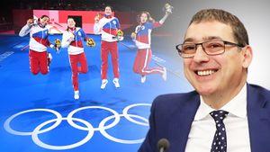 Яркий тренер русских фехтовальщиц после золота: хотел отправить Мартьянову в деревню, указывает на ошибку судей