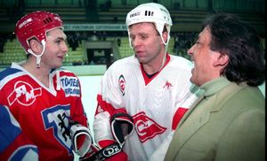 Буре иФетисов предали ЦСКА, Касатонов вернулся кТихонову. Как русские звезды провели первый локаут НХЛ