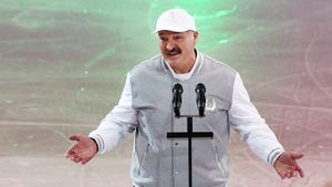 В Госдуме назвали полным безобразием лишение Белоруссии права проводить чемпионат мира по хоккею