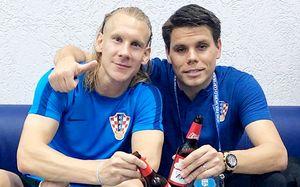 Вукоевич вернулся в сборную Хорватии после скандального заряда «Слава Украине» на ЧМ-2018