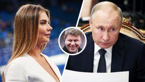 «Алина — красивая женщина, почему бы и не она?» Губерниев — о слухах про роды Кабаевой и ее отношения с Путиным