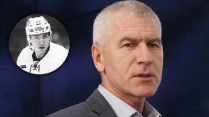 Матыцин отреагировал на смерть хоккеиста «Динамо» СПб Файзутдинова, который скончался от попадания шайбы в голову