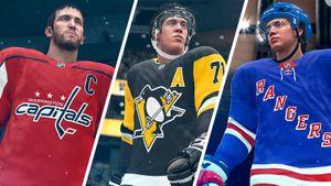 Овечкин вылетел во2-м раунде, Панарин непопал вплей-офф, Малкин стал героем. ВКанаде симулировали сезон НХЛ