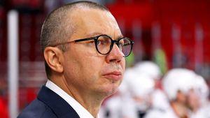 Бывший тренер сборной России сменил имидж ивернулся вКХЛ. Воробьев начал в«Магнитке» споражения