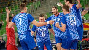 Сборная России по волейболу постоянно заставляет нервничать. Но это не мешает ей побеждать