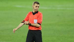 Стал известен главный арбитр матча Евро-2020 Россия— Дания