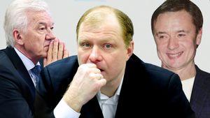 Жамнов за 15 лет ничего не выиграл как генменеджер. Он тратил деньги Тимченко и работал в скандальном «Витязе»