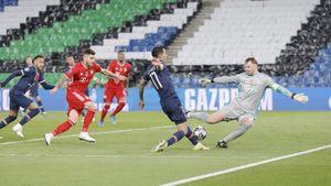 «ПСЖ» вышел в 1/2 финала Лиги чемпионов, несмотря на поражение от «Баварии»