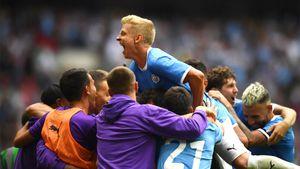 Зинченко — обладатель Суперкубка Англии! Он вышел в старте и забил «Ливерпулю» в серии пенальти