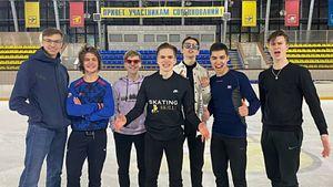 Русские фигуристы создали ютуб-канал SKATING SKILLS. Они прыгают ультра-си на наказание и разыгрывают призы