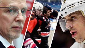 Ларионов круче Брагина, скандальная драка в Сочи, новое начальство для Малкина. Итоги хоккейной недели
