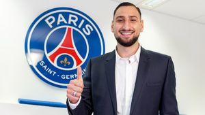 Вратарь, сделавший Италию чемпионом Европы, официально в «ПСЖ». А ведь недавно Доннарумму ненавидели своиже фанаты