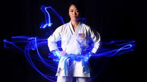 Американка японского происхождения бросила работу ради Олимпиады. В США Кокумай оскорбляли из-за внешности