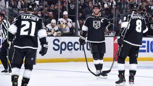 Шикарный дебют русского новичка «Лос-Анджелеса». Ткачев уже раздает передачи суперзвездам НХЛ