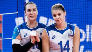 Россия проиграла последний матч в Лиге наций. На тай-брейке польки воспользовались нашими слабыми сторонами