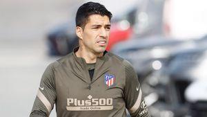 Суарес не забил в 25-м выездном матче подряд в Лиге чемпионов, серия тянется с 2015 года