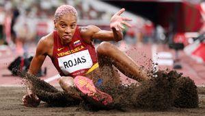 Венесуэлка Рохас побила мировой рекорд в тройном прыжке, державшийся 26 лет