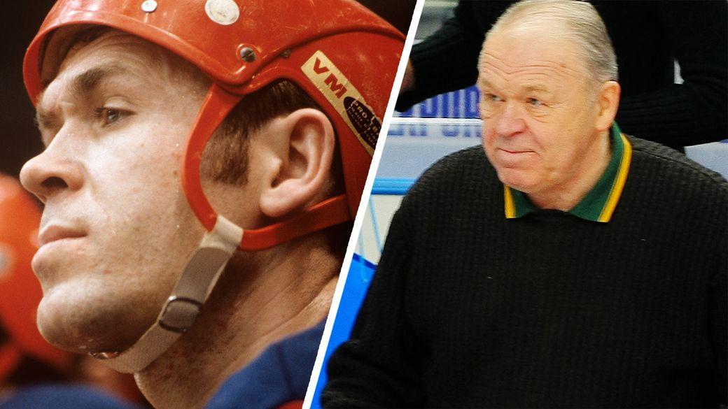 Трагическая история советского хоккеиста Викулова. Им восхищался великий Харламов, а он стал алкоголиком и бомжом