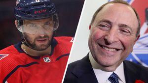 НХЛ тянет срешением, но, кажется, непоедет наОлимпиаду. Беттмэну плевать намечты звезд