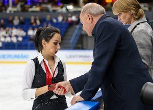 Тренер Туктамышевой — о смене гражданства: «К этому не надо относиться болезненно и эмоционально»