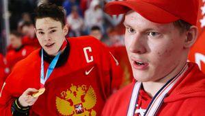 16 русских талантов выбрали на драфте юниоров в Канаде. Среди них две главные звезды— Мичков и Мирошниченко