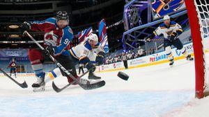 «Это было удивительно!» В НХЛ забили победный гол за 0,1 секунды до сирены — пострадал действующий чемпион
