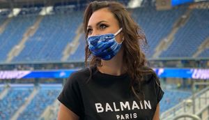 Жену футболиста «Зенита» обидели после матча с ЦСКА: «Я в шоке! Как мужчины позволяют себе такое?!»