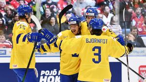 Шведы могут сорвать финал мечты Россия— Канада. Они непобедимы наэтом МЧМ