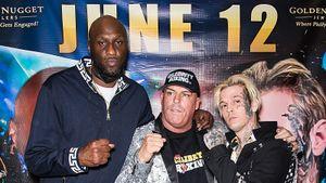 Чемпион НБА Ламар Одом проведет боксерский бой против брата солиста Backstreet Boys
