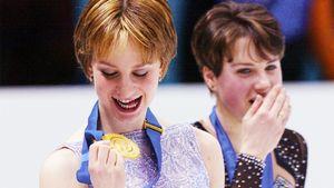 «Это была вопиющая наглость». Авербух считает, что у Слуцкой отняли золото на Олимпиаде в 2002 году