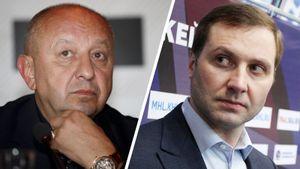 Новый президент КХЛ Морозов убрал зама, провалившего экспансию вЕвропу. Наего место придет Фазель?