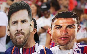 Магазин «Реала» отказался продавать блогеру футболку с номером Роналду и фамилией Месси. Он нашел необычный выход