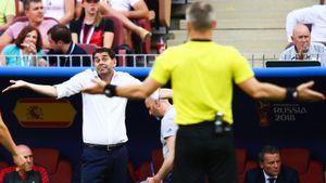 Фернандо Йерро: «Испания играла лучше России, но Акинфеев — просто стена!»