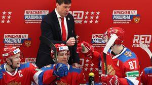 Что нетак сосборной России. Шипачев— главная звезда команды, изкоторой его уже проводили